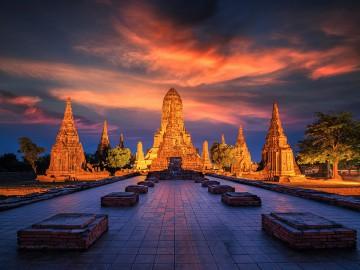 Ayutthaya Night Tour