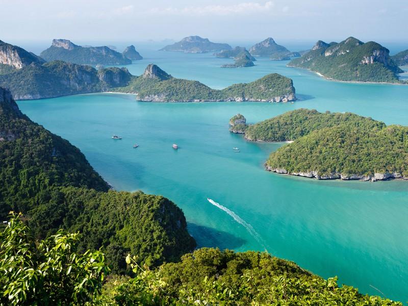 angthong national Park